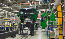 Volvo: Lean productie en innovatie