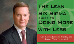 Mark George en cover The Lean  Six Sigma Guide to Doing More with Less