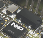 Inbouw van chips van NXP semiconductors