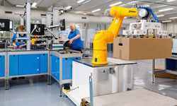 Lean productie in een shared smart factory